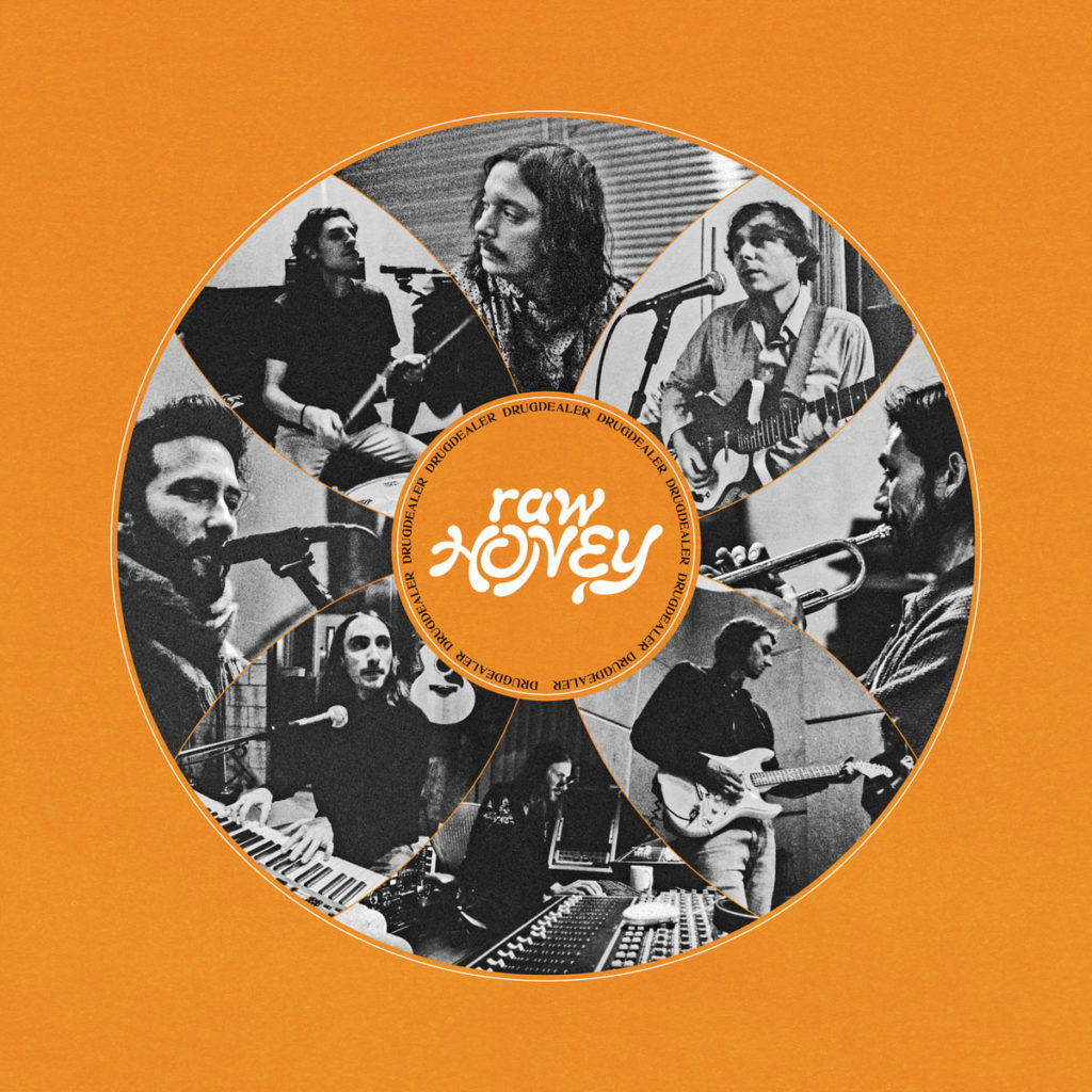 Drugdealer – Raw Honey (★★★½): Rozengeur en maneschijn