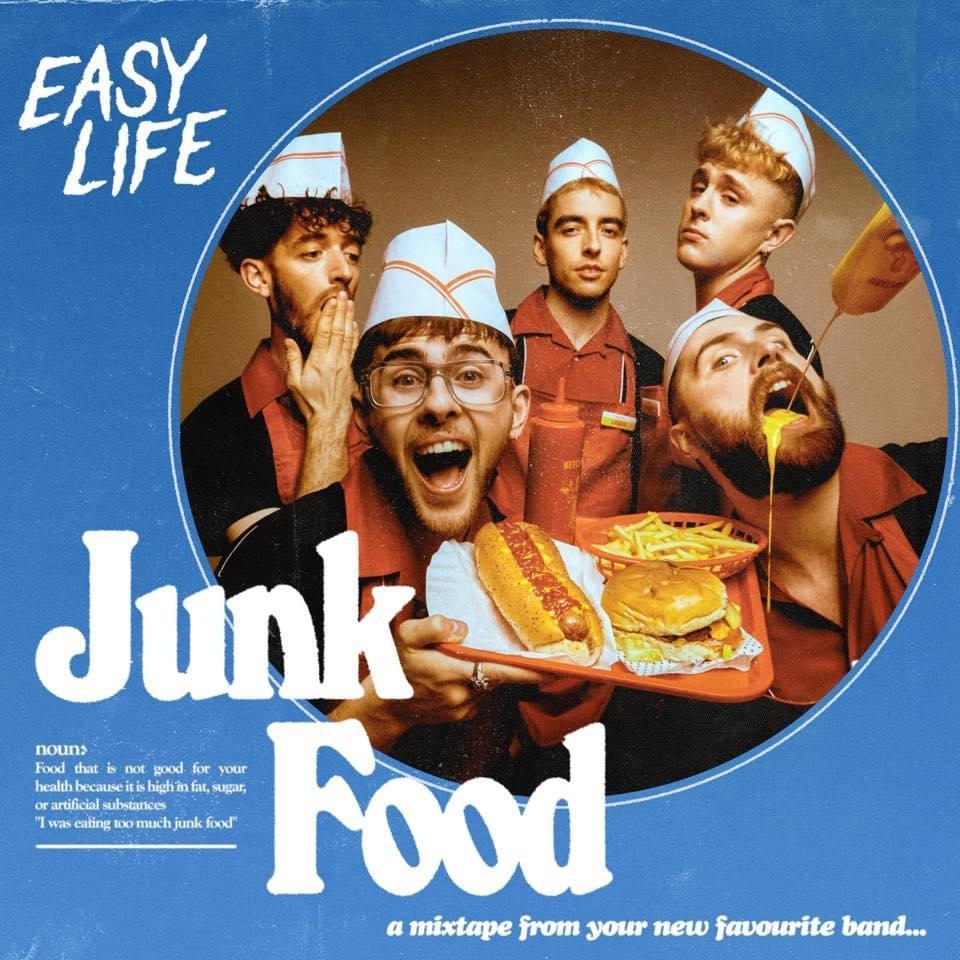 Easy Life – Junk Food (★★★★): Sterke maar heerlijke songteksten