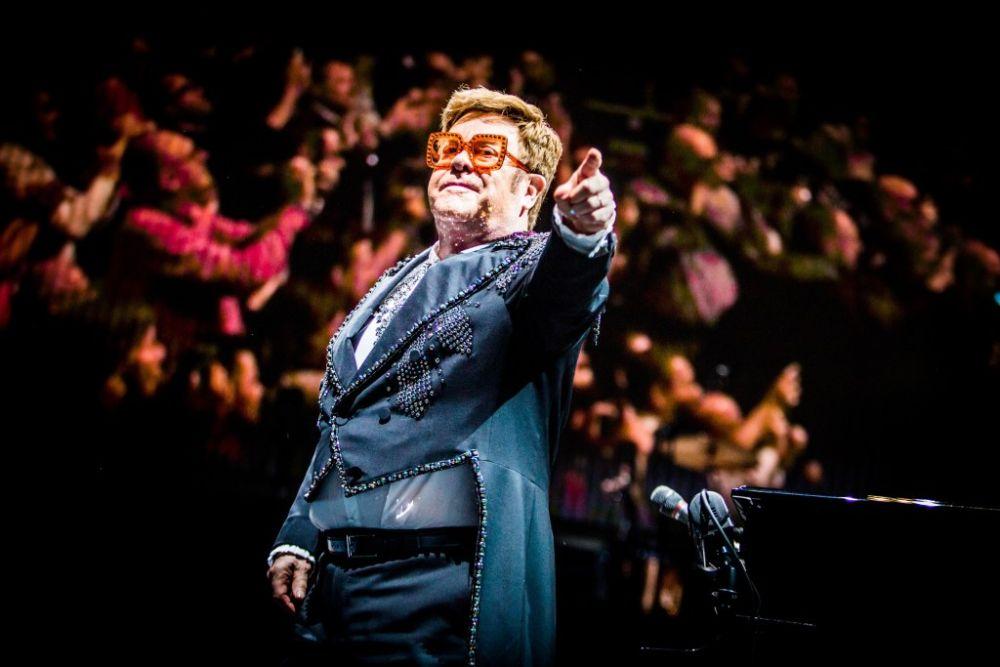 Elton John @ Sportpaleis: Waardig afscheid van een levende legende!