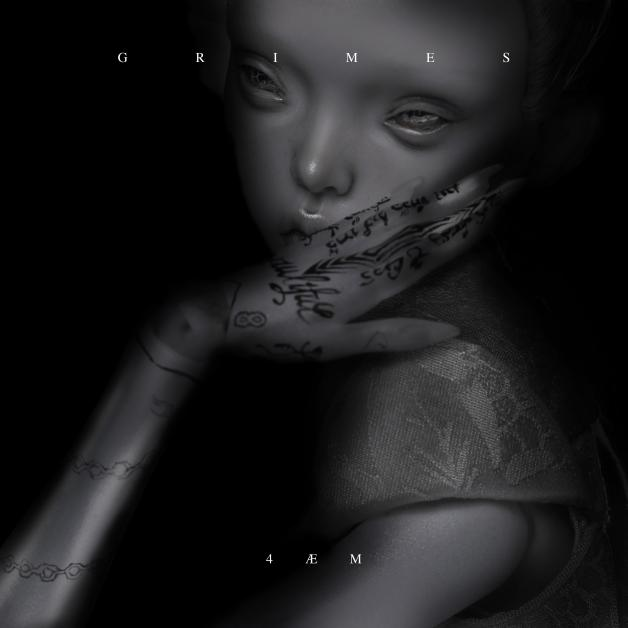"Nieuwe single Grimes – ""4ÆM"""