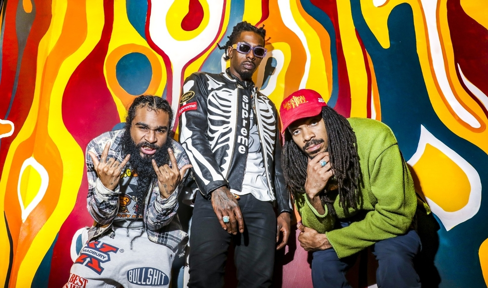"Nieuwe single Flatbush Zombies – ""Afterlife"""