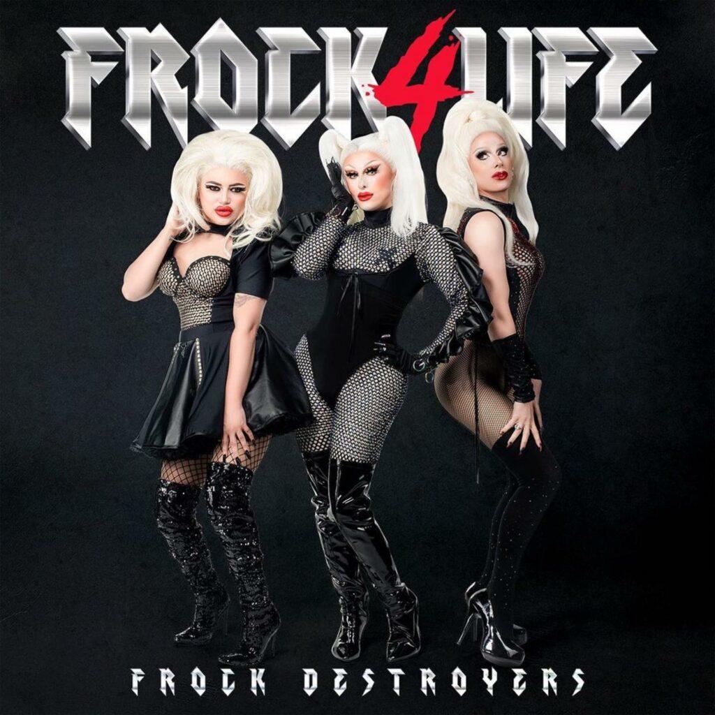 """Nieuwe single Frock Destroyers – """"Her Majesty"""""""