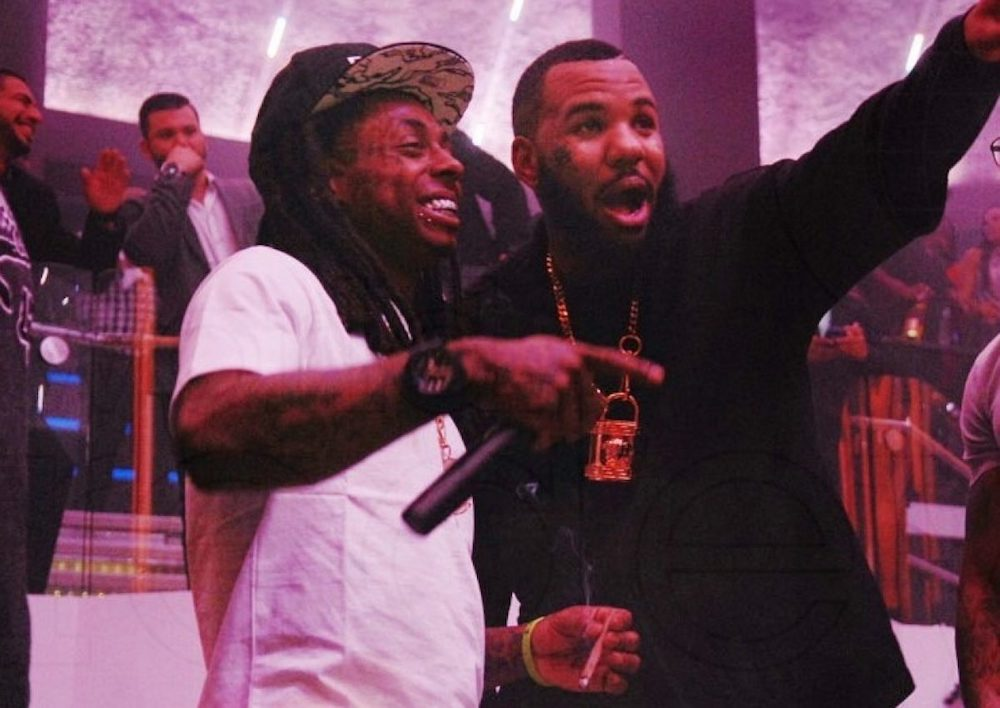 "Nieuwe single The Game – ""A.I. With The Braids"" (feat. Lil Wayne)"