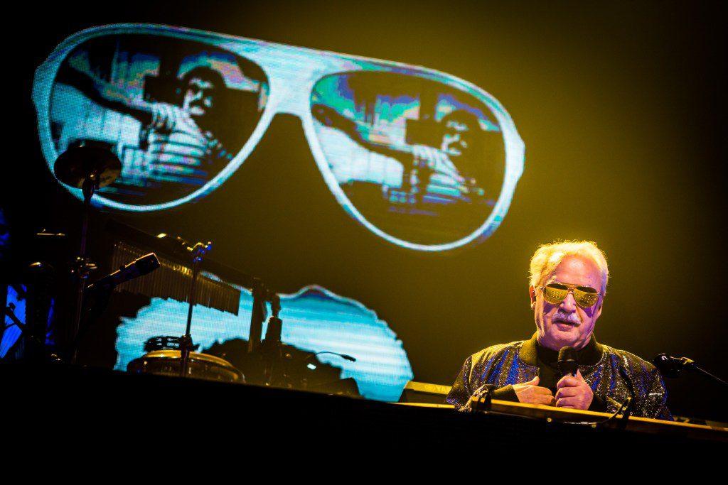 Giorgio Moroder @ Ancienne Belgique (AB): Karaoke deluxe