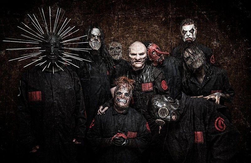Slipknot tweede headliner Graspop Metal Meeting