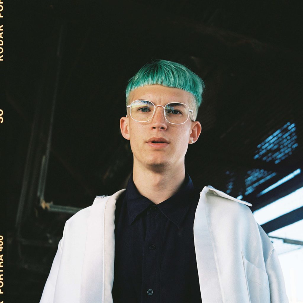 "Nieuwe single Gus Dapperton – ""My Favorite Fish"""