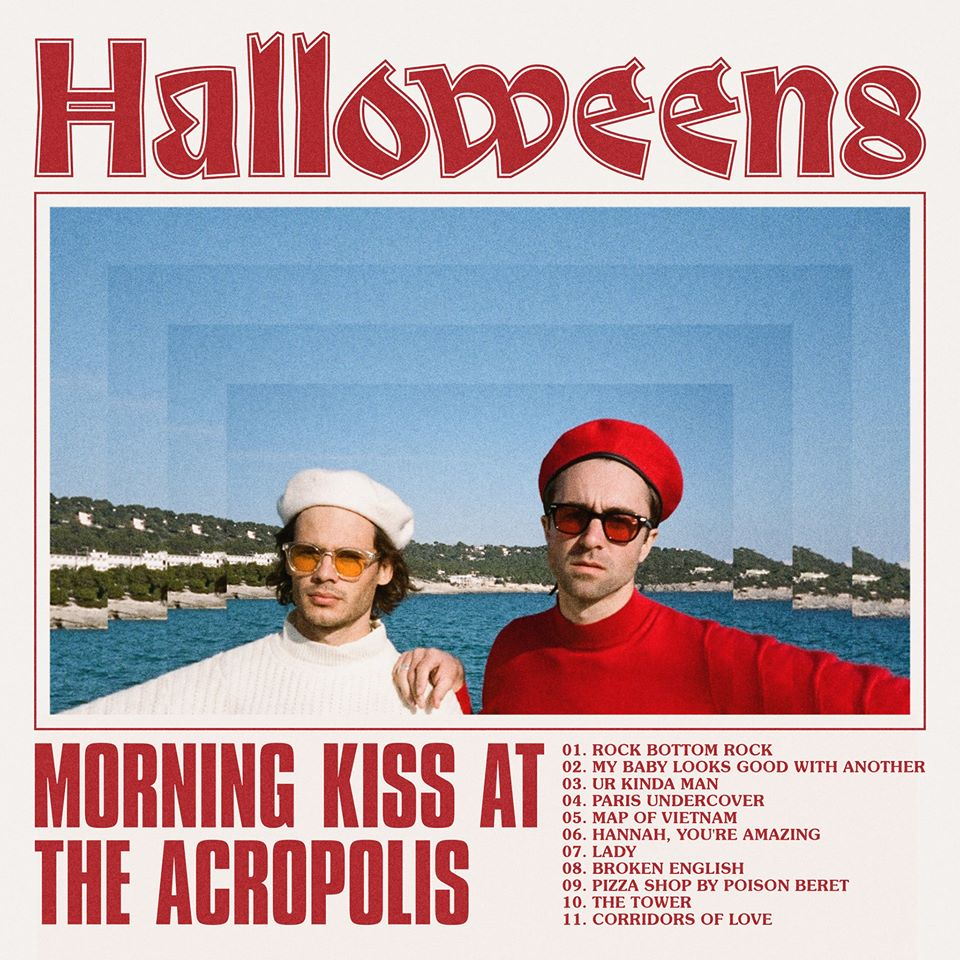 Halloweens – Morning Kiss at the Acropolis (★★★): Weinig tricks, een paar treats
