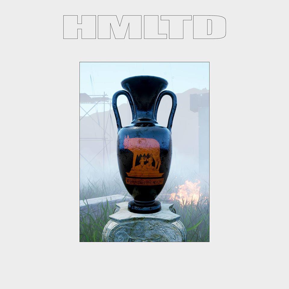 HMLTD – West of Eden (★★★): Invloedencentrifuge