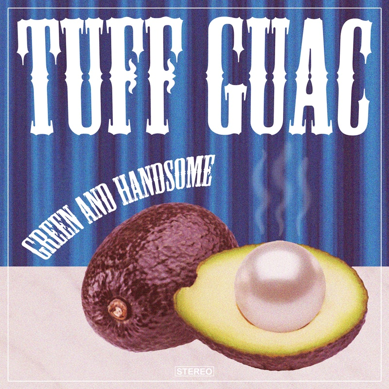 Tuff Guac – Green and Handsome (★★★★): Fertiel gitaargeluid recht uit de sixties