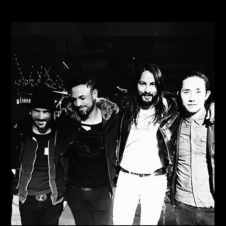 """Nieuwe single Airborne Toxic Event – """"Come On Out"""""""