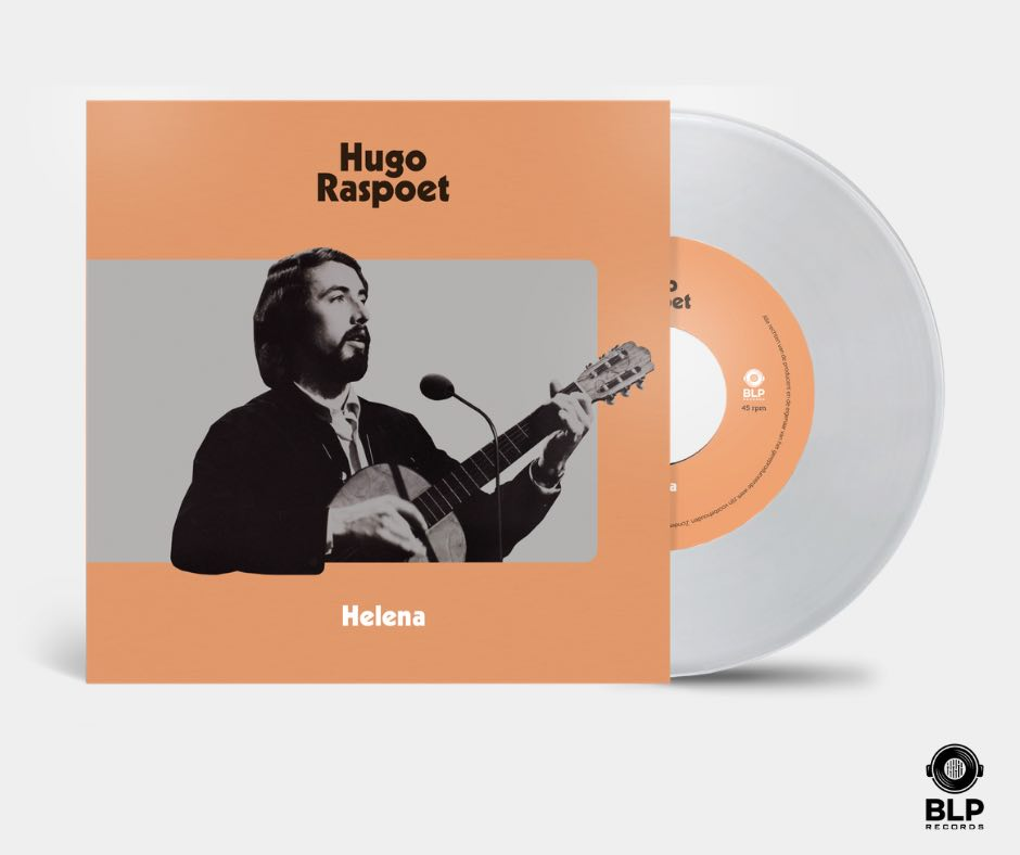 """""""Helena"""" van Hugo Raspoet voor het eerst op 7″, win hier je exemplaar"""