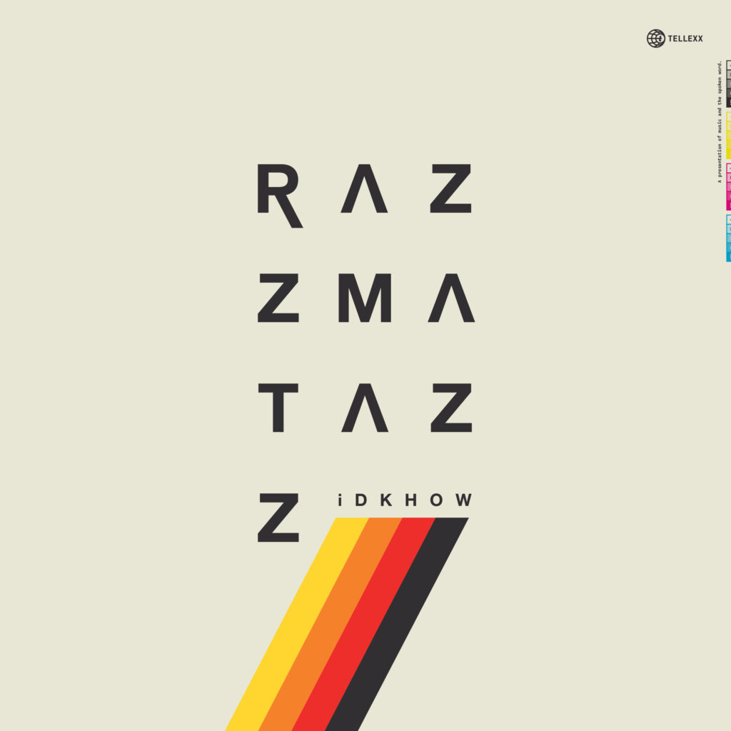 I DONT KNOW HOW BUT THEY FOUND ME – Razzmatazz (★★★½): Authentieke, maar dolgedraaide flipperkast
