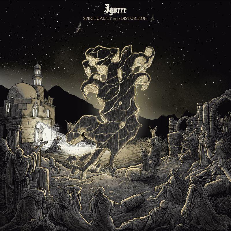 Igorrr – Spirituality & Distortion (★★★): Knotsgekke muziek voor knotsgekke tijden