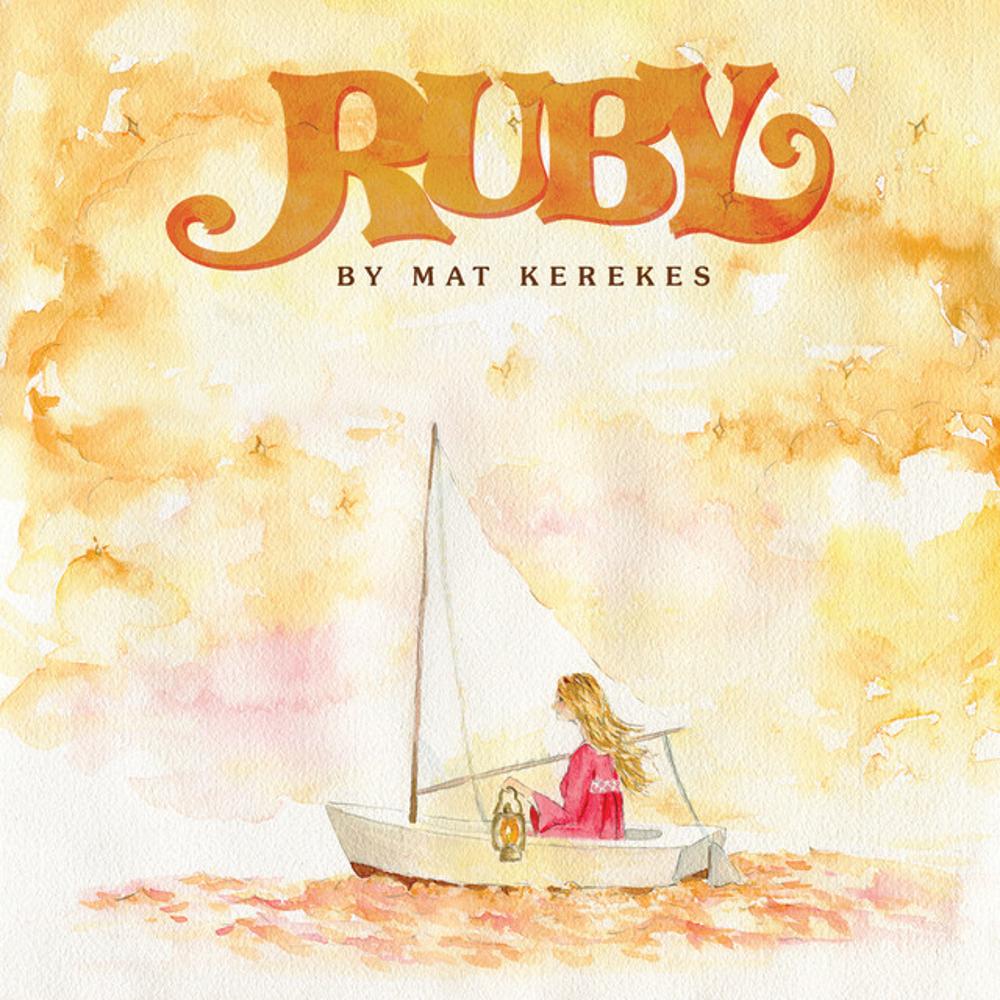 "Nieuwe single Mat Kerekes – ""Ruby"""