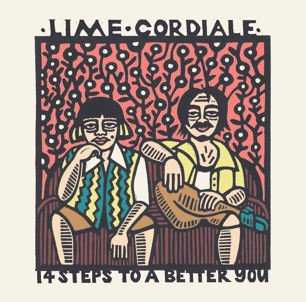 Lime Cordiale – 14 Steps to a Better You (★★★): Vaag stappenplan