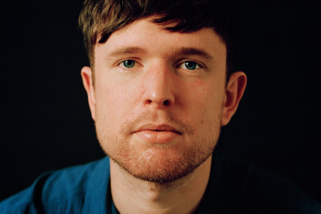 "Nieuwe single James Blake – ""Mulholland"""