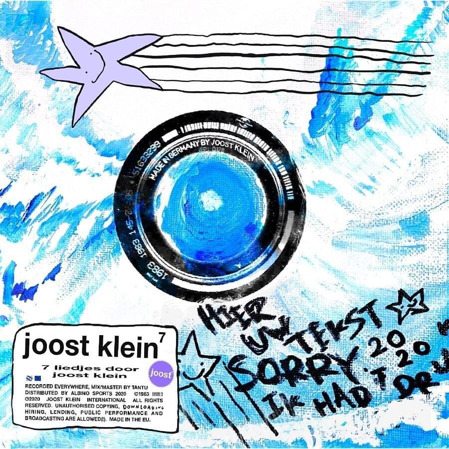 Joost – Joost Klein 7 (★★★½): Kermismuziek met betekenis
