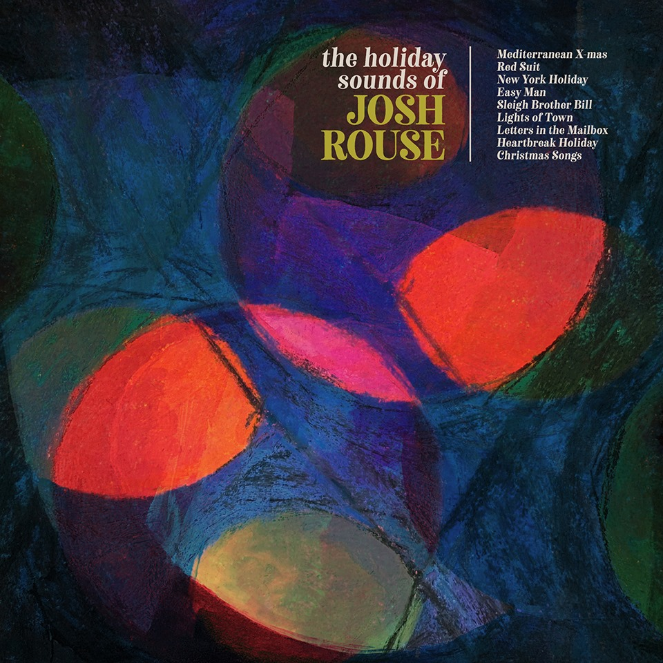 Josh Rouse – The Holiday Sounds of Josh Rouse (★★★): Versierd
