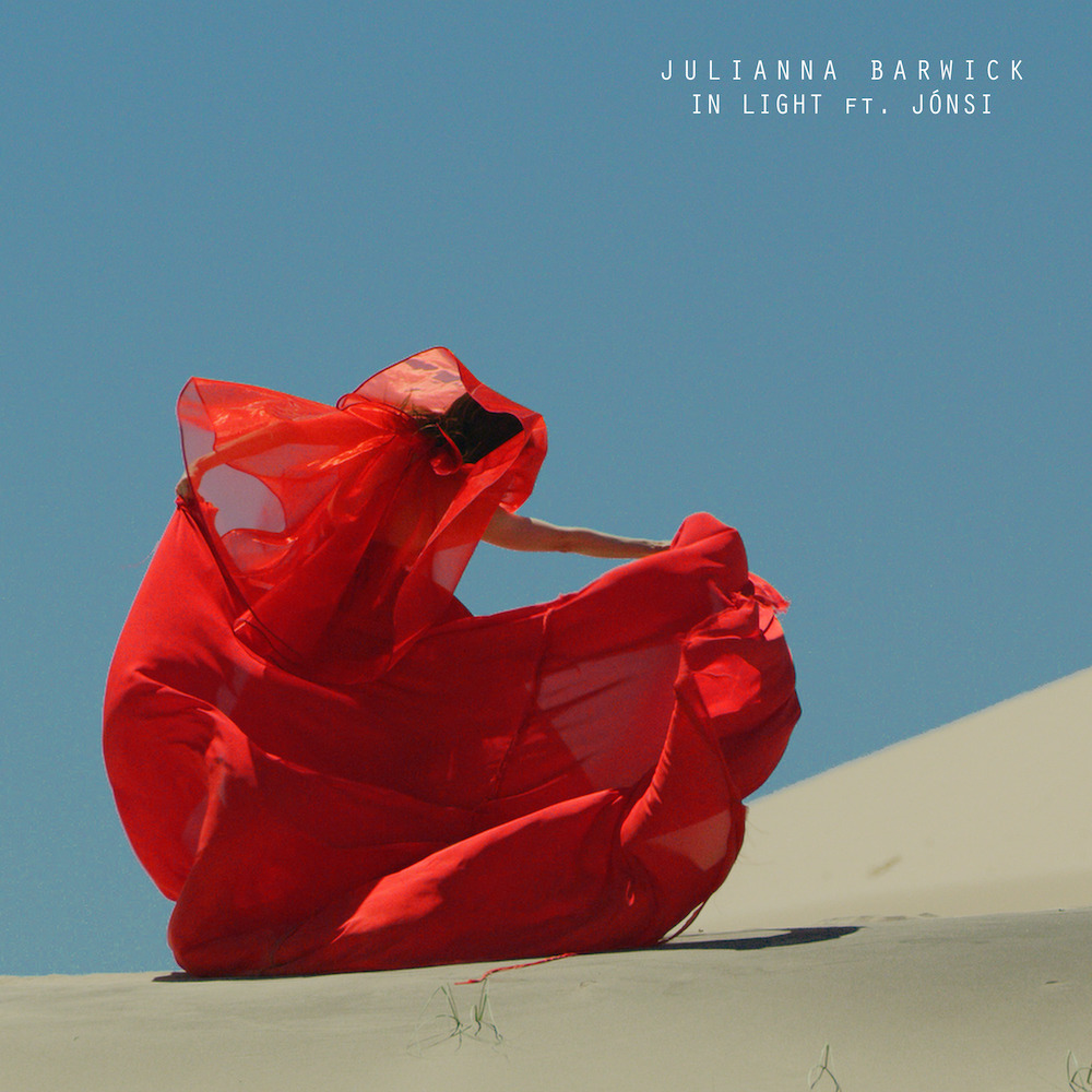 "Nieuwe single Julianna Barwick feat. Jónsi – ""In Light"""