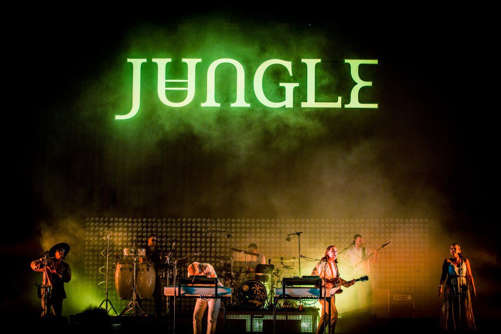 """Nieuwe single Jungle – """"Come Back a Different Day"""""""