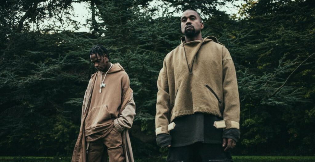 "Nieuwe single Kanye West (feat. Travis Scott) – ""Wash Us In The Blood"""