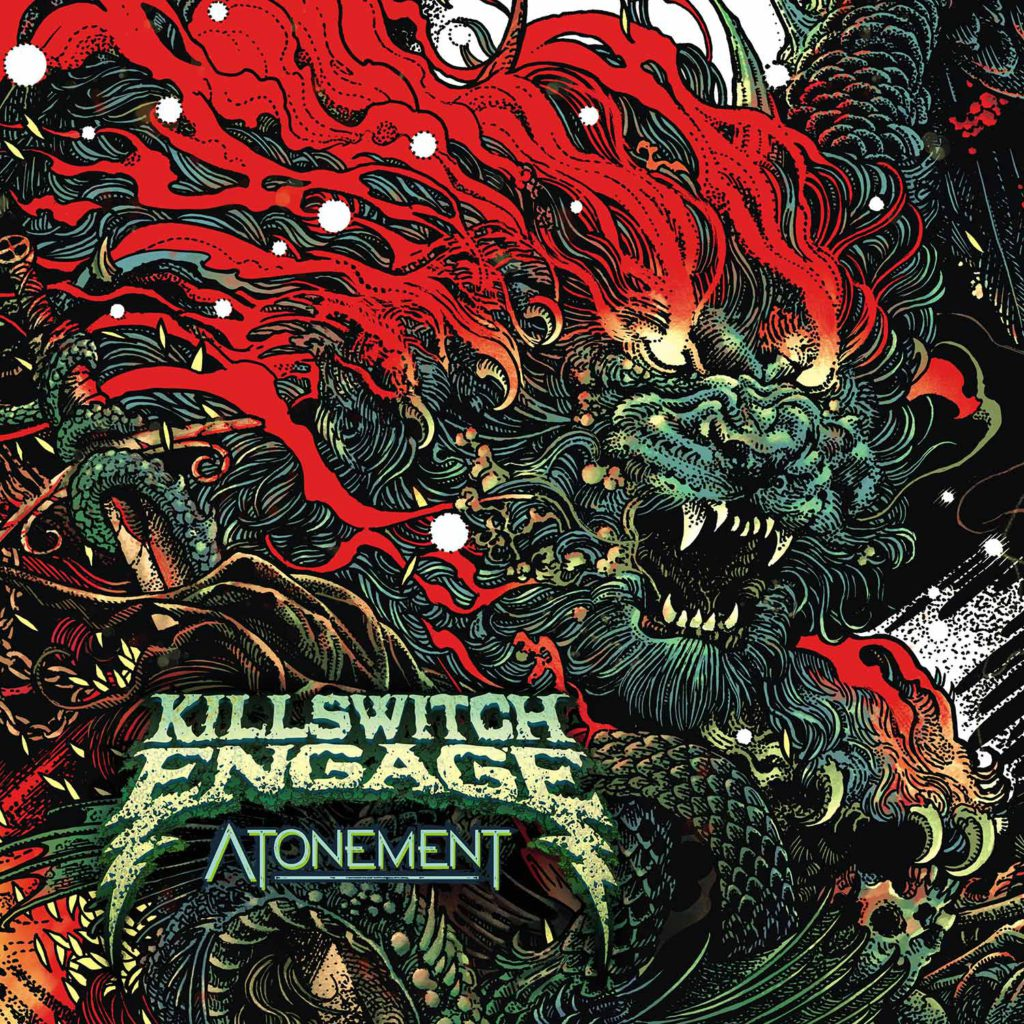 "Nieuwe single Killswitch Engage – ""Unleashed"""