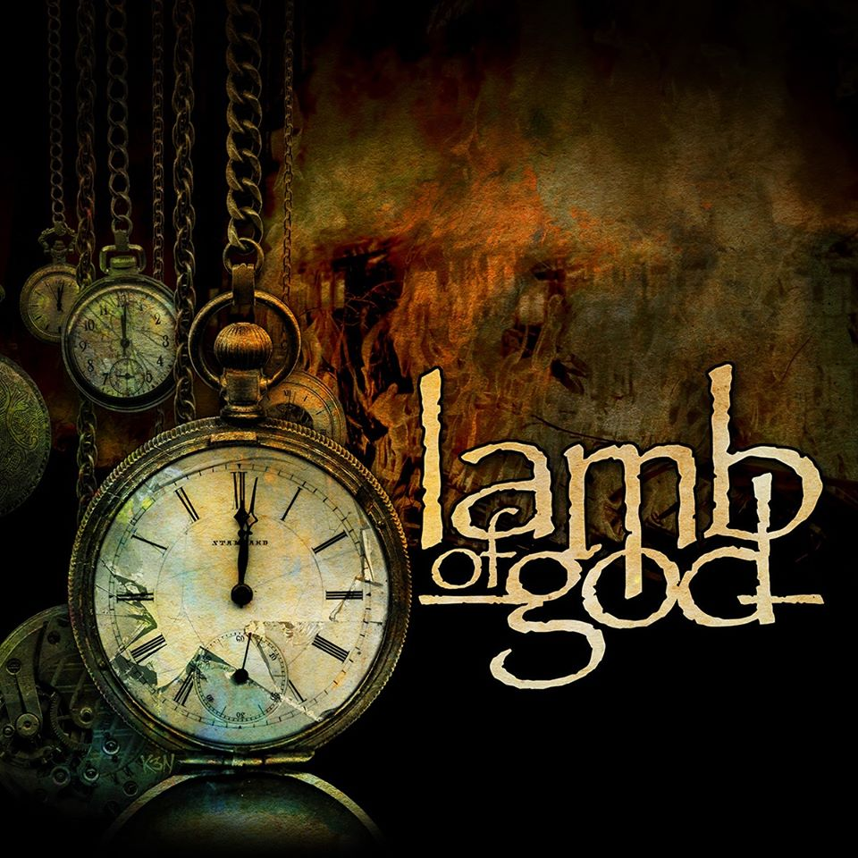 Lamb of God – Lamb of God (★★★★): Donker wereldbeeld