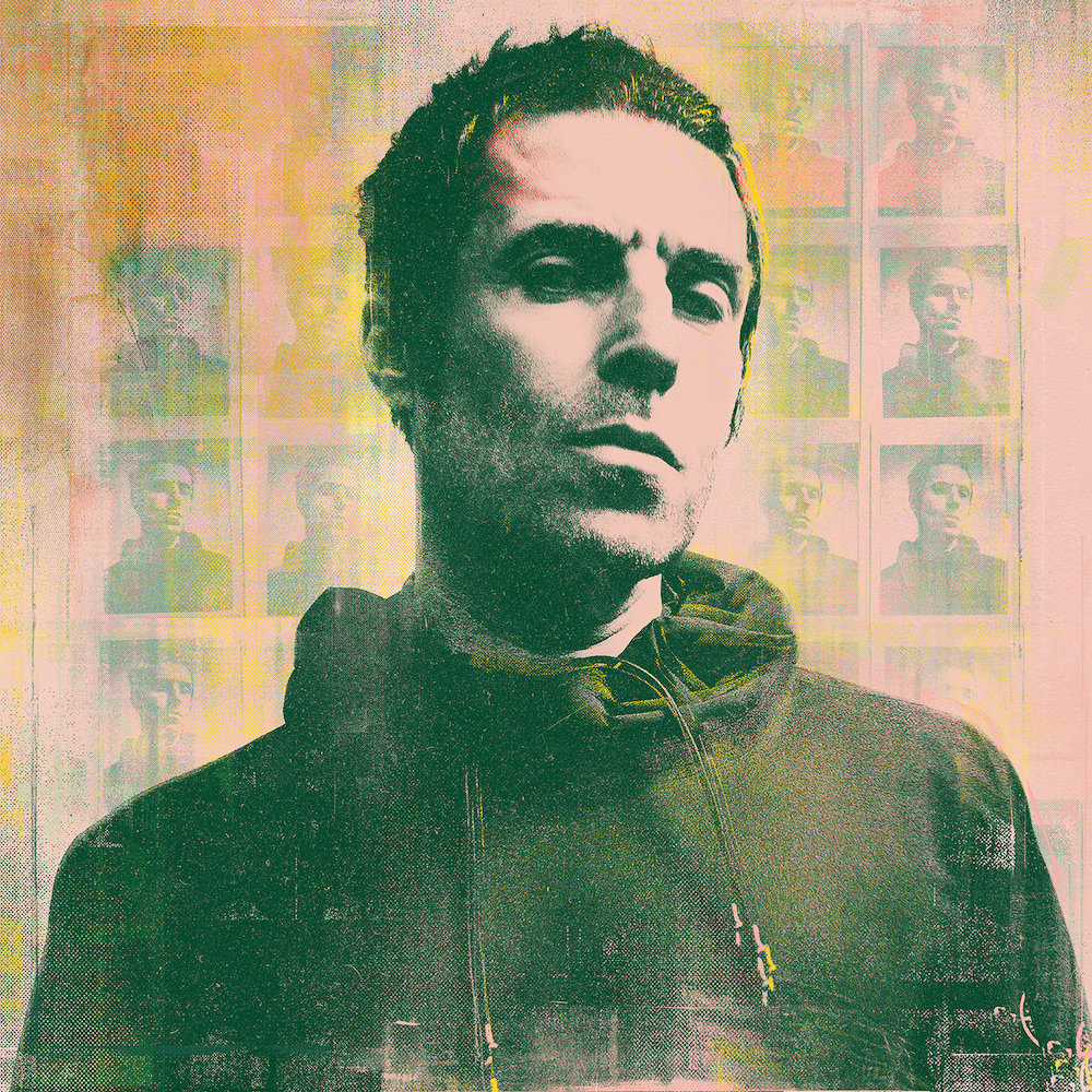 Liam Gallagher – Why Me? Why Not. (★★★½): Minder boeiend dan zijn sociale media