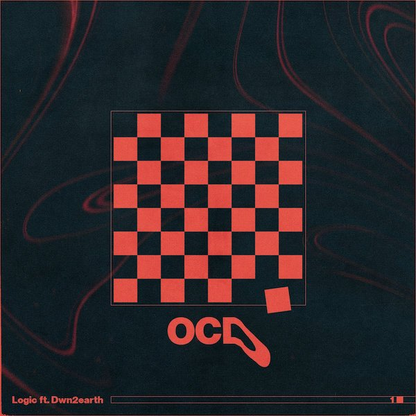 "Nieuwe single Logic ft. Dwn2earth – ""OCD"""