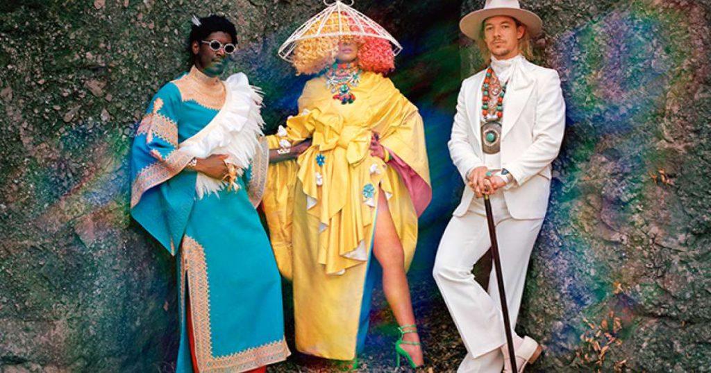 "Nieuwe single LSD (Labrinth, Sia & Diplo) – ""Mountains"""