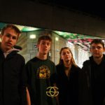 "Nieuwe single Lũpḁ Gang Gang Quartet - ""Fluide"""