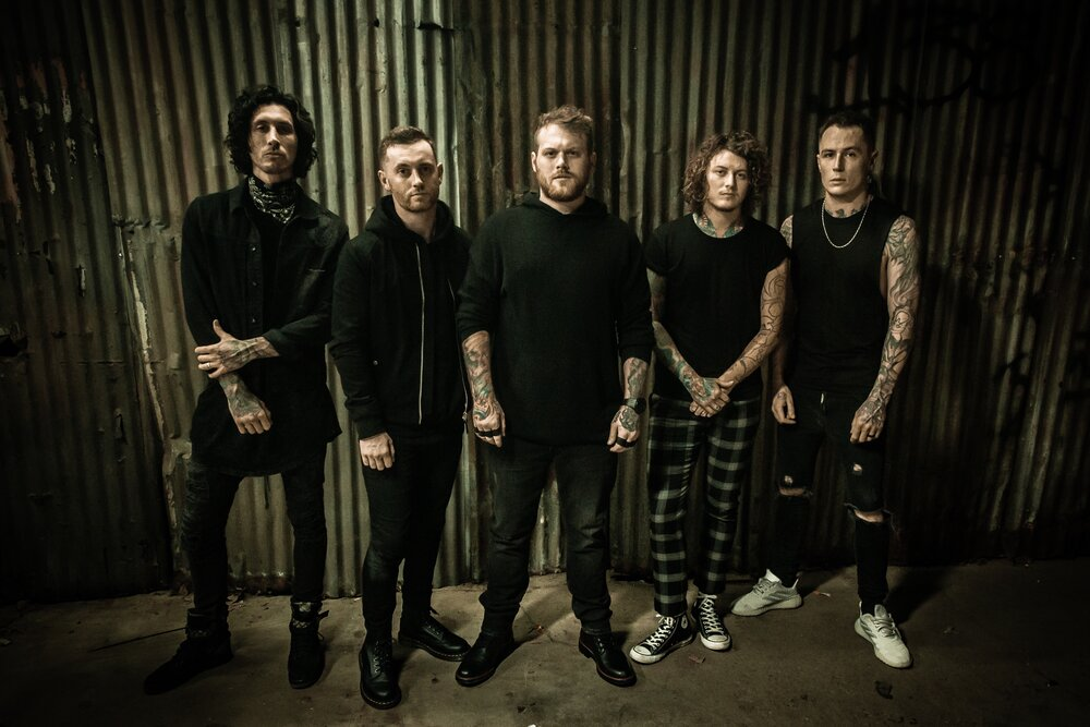 "Nieuwe single Asking Alexandria – ""They Don't Want What We Want (And They Don't Care)"""