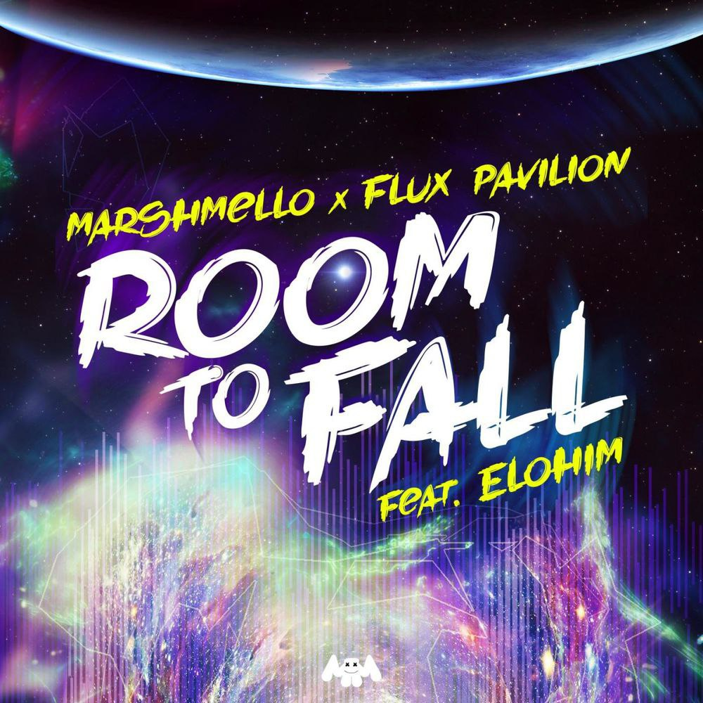 "Marshmello & Flux Pavilion ft. Elohim – ""Room To Fall"""