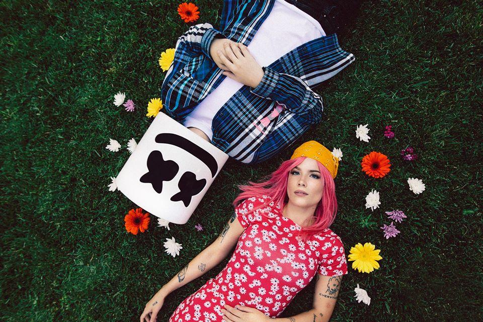 """Nieuwe single Marshmello & Halsey – """"Be Kind"""""""
