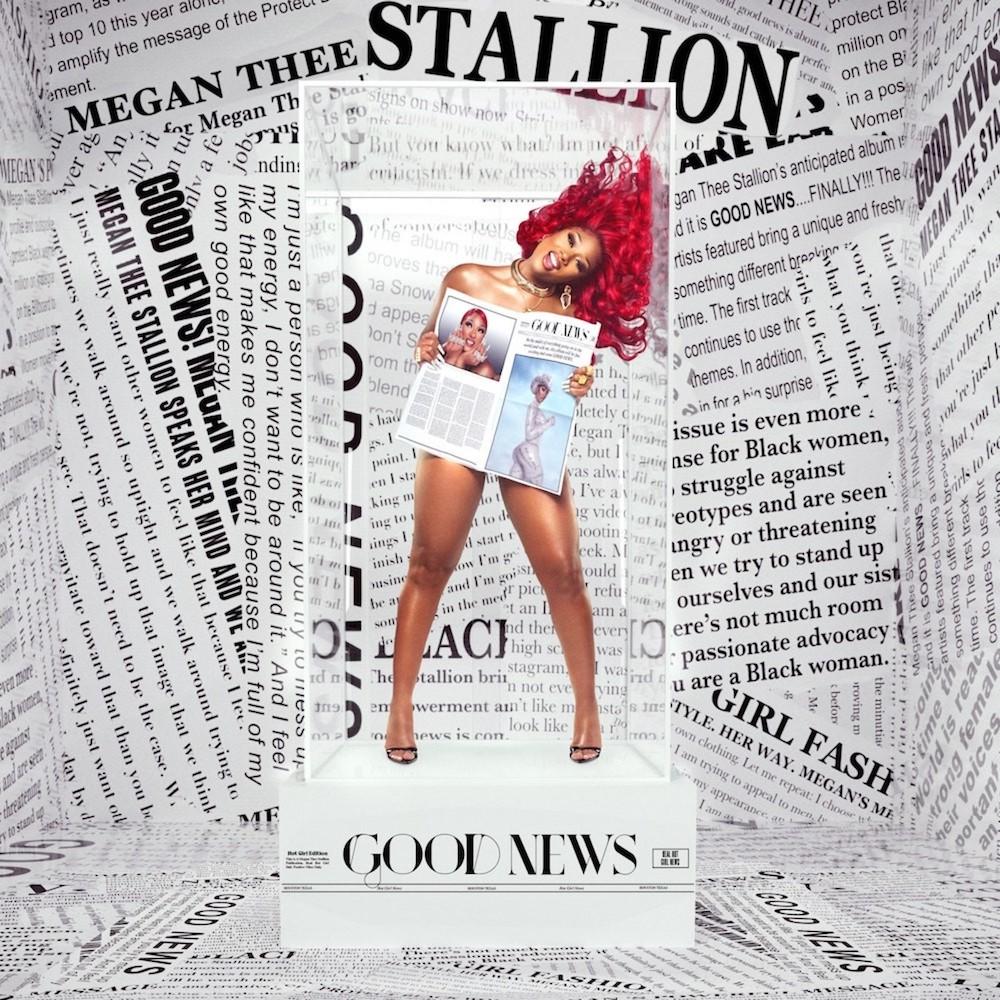 Megan Thee Stallion – Good News (★★★½): Geen muziek voor de gevoelige luisteraar