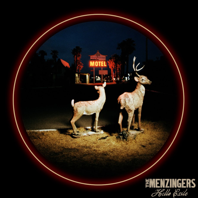 "Nieuwe single The Menzingers – ""America (You're Freaking Me Out)"""