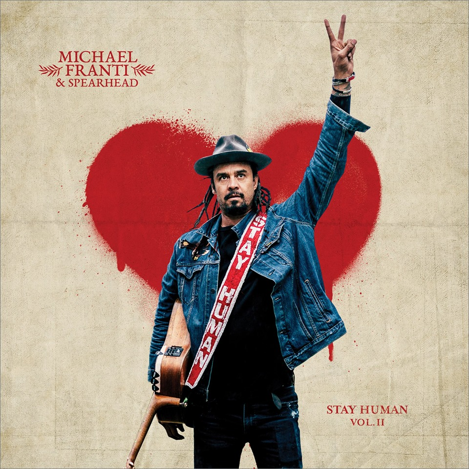 """Nieuwe single Michael Franti – """"Just To Say I Love You"""""""