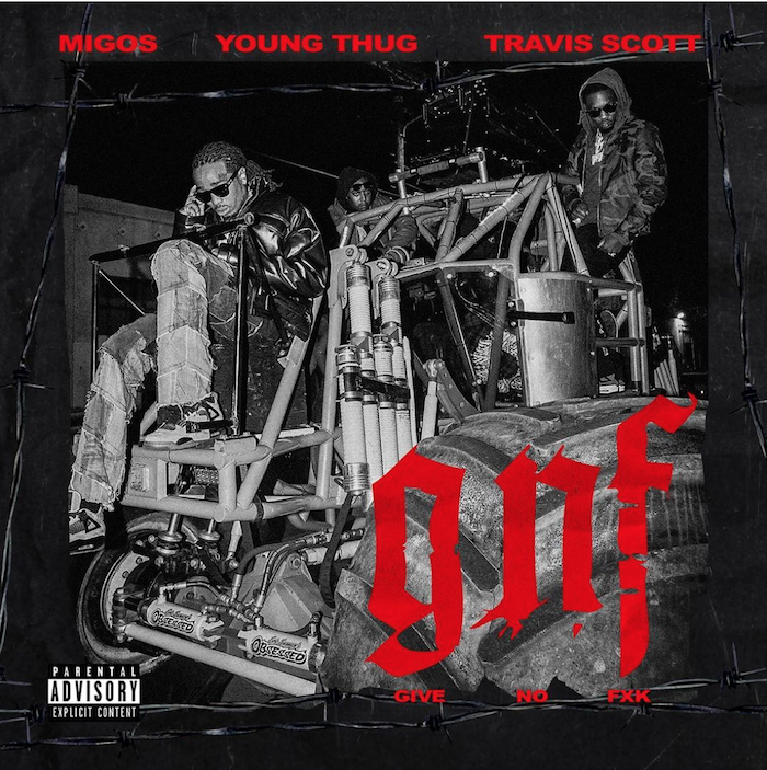 "Nieuwe single Migos ft. Young Thug & Travis Scott – ""Give No Fxk"""