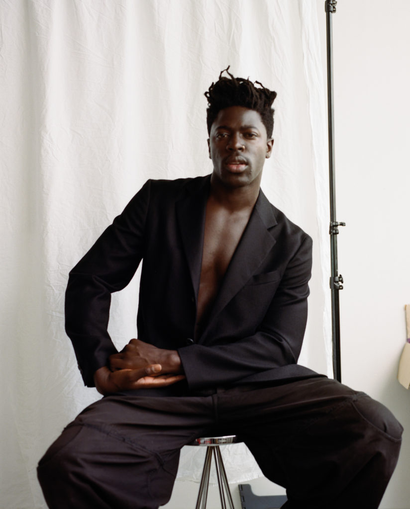 "Nieuwe single Moses Sumney – ""Polly"""