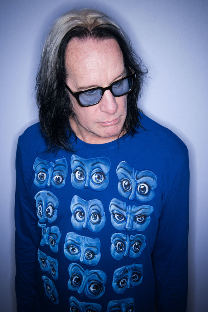 "Nieuwe single Todd Rundgren – ""Down With the Ship"" (feat. Rivers Cuomo)"