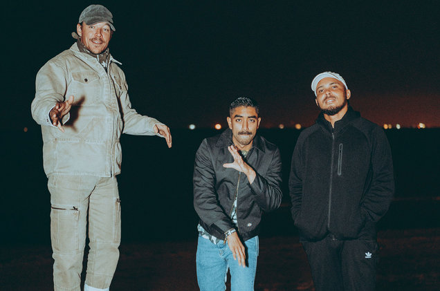 "Nieuwe single Major Lazer & Khalid – ""Trigger"""
