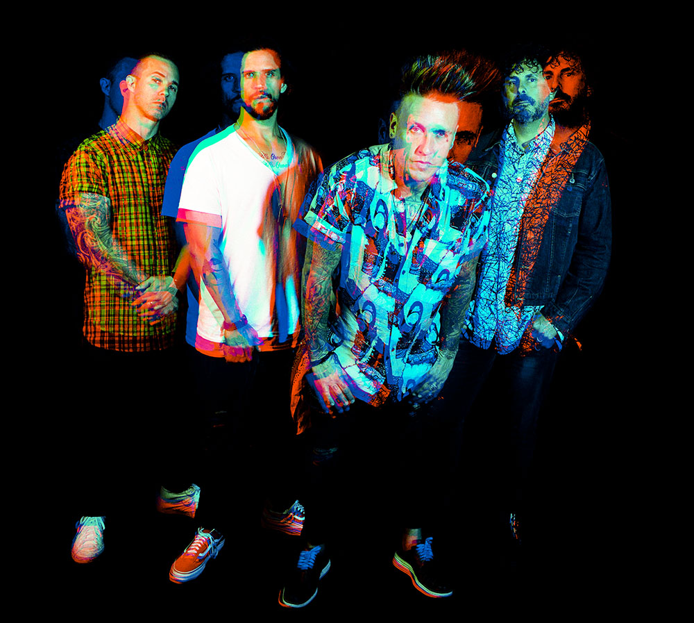 """Nieuwe single Papa Roach – """"Elevate"""""""