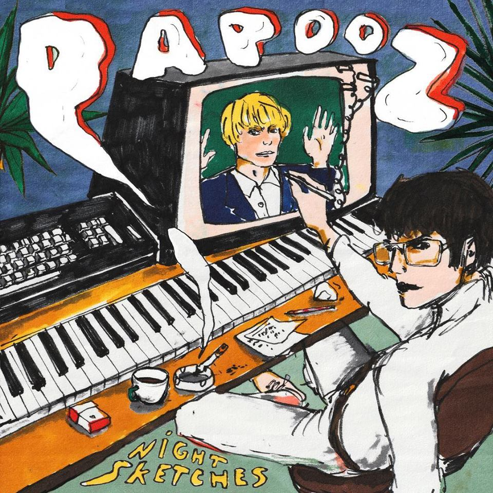 Papooz – Night Sketches (★★★): Poging tot experimenteren