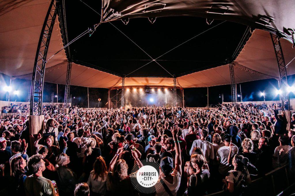 Paradise City Festival: Topfestival voor e(le)c(tr)oliefhebbers