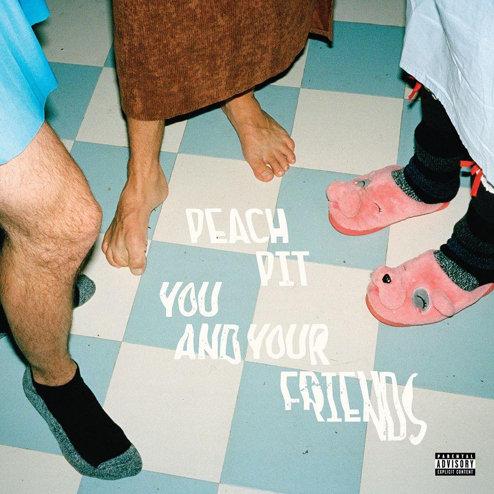 Peach Pit – You and Your Friends (★★★½): Liederlijke zonnestralen