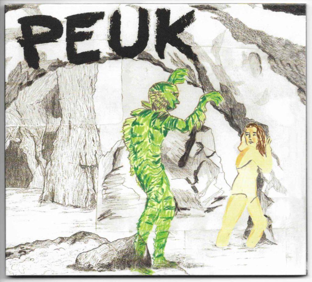 """Peuk – Peuk (★★★★): """"Het mooie dat lelijk kan zijn, of omgekeerd"""""""