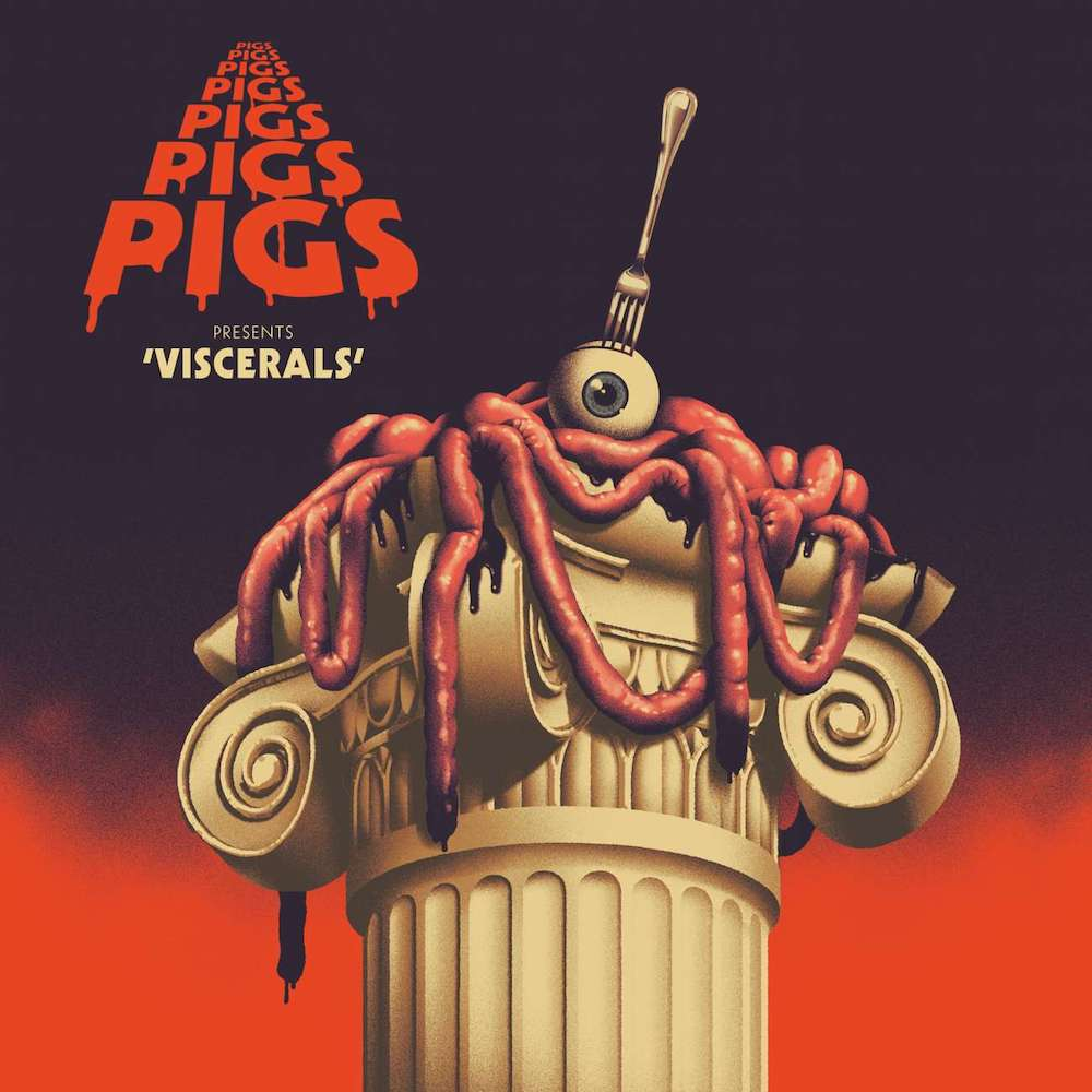 "Nieuwe single Pigs Pigs Pigs Pigs Pigs Pigs Pigs – ""Reducer"""