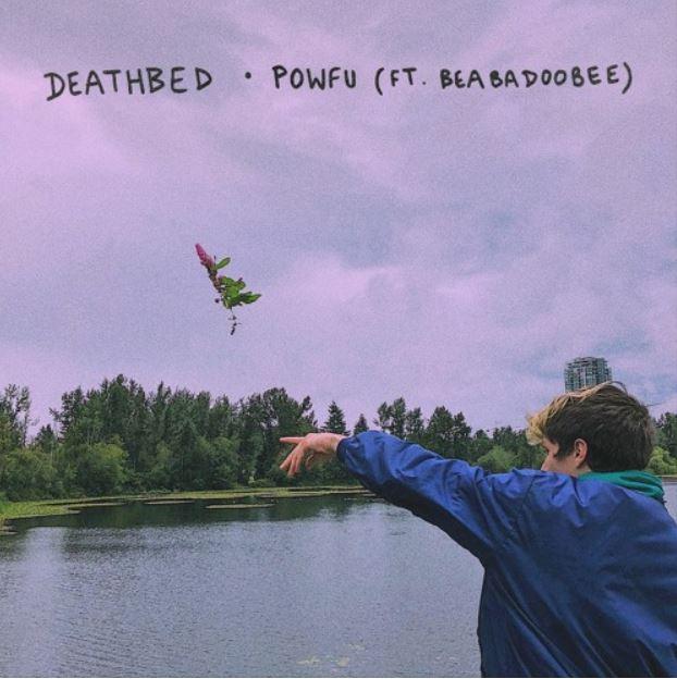 """Nieuwe single Powfu ft. beabadoobee – """"death bed"""""""