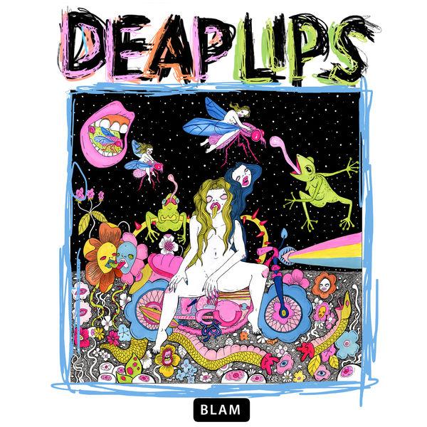 "Nieuwe single Deap Lips – ""Home Thru Hell"""