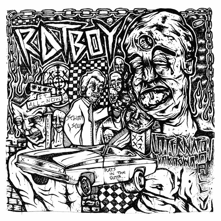 RAT BOY – INTERNATIONALLY UNKNOWN (★★★★): Een energieke verzameling anthems met edgy kantje